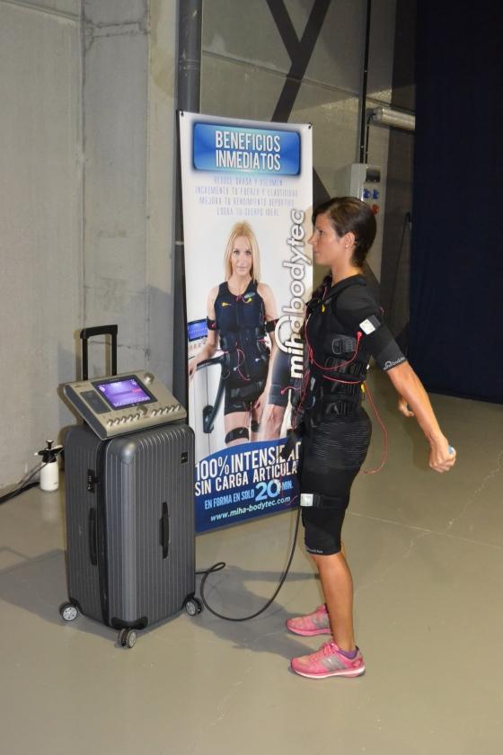 recuperación de lesiones mediante la electroestimulación bodytec