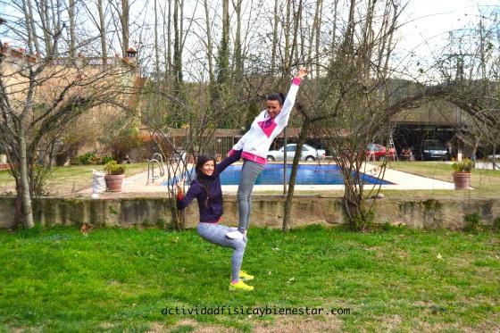 actividad fisica y bienestar