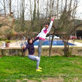 Acrosport actividad física y bienestar