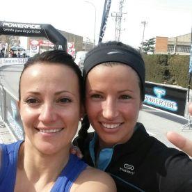 entrenar media maratón