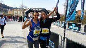 mi primer media maratón Montornés del Vallés