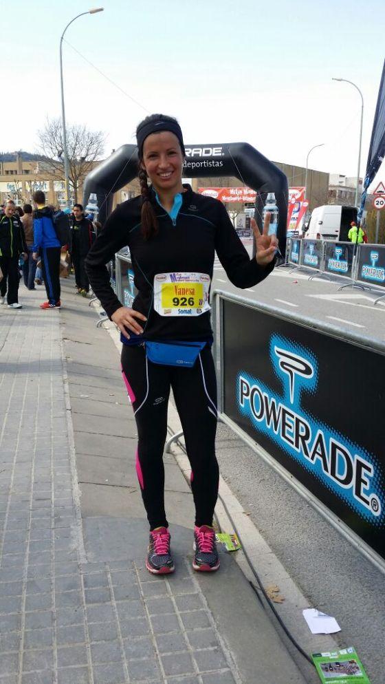 media maratón Montornés del Vallés