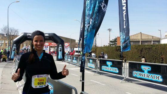 mi primer media maratón actividad física y bienestar