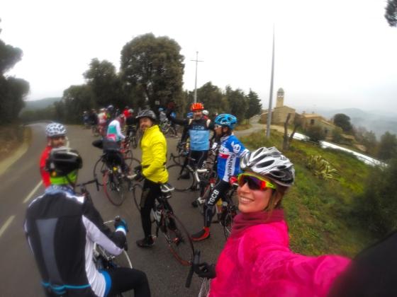 ciclismo de carretera en girona